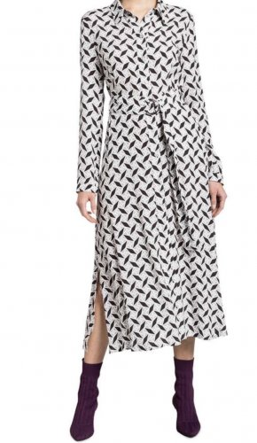 Riani Shirtwaist dress multicolored
