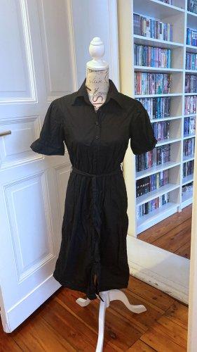 Hemdblusenkleid Schwarz Jennifer Taylor