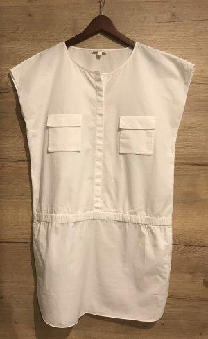 COS Shirtwaist dress white