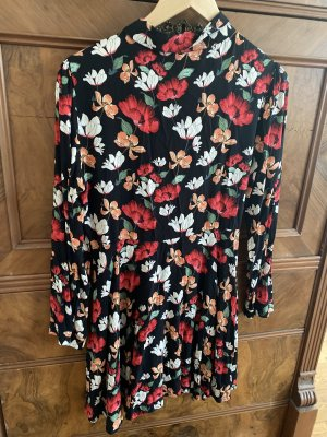 Zara Shirtwaist dress multicolored