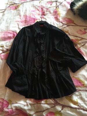 Apriori Koszulowa bluzka czarny