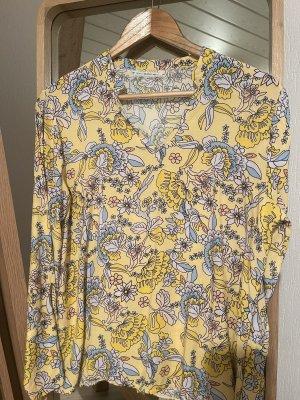 Italy Shirt met lange mouwen sleutelbloem