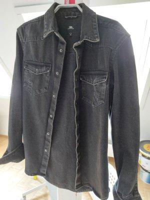 Clockhouse Denim Jacket black
