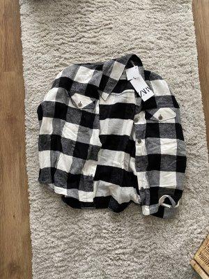Hemdjacke von Zara