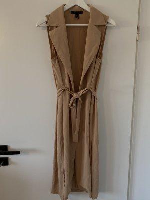 Forever 21 Robe chemise chameau-beige