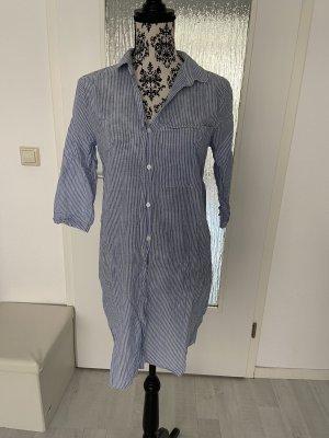 Hemdkleid gestreift
