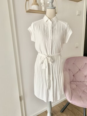 Hemdkleid H&M 36 weiß