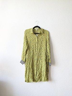 Hemdkleid mit Blumen von Garcia