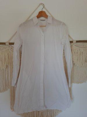 Malvin Abito blusa camicia bianco