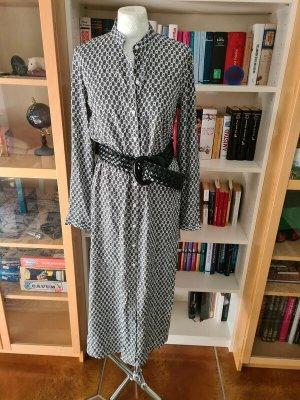 Hemdkleid Vero Moda Oversized Gr. M weiß/schwarz Neu €37 Blusenkleid