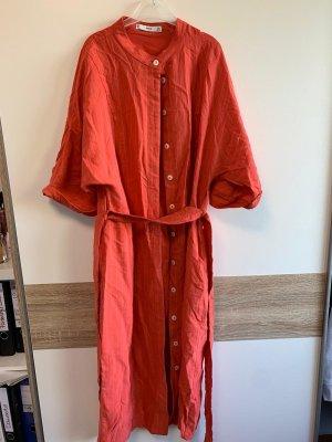 hemdkleid von Mango