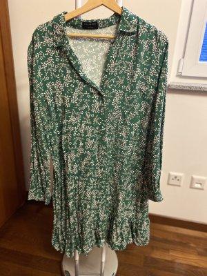 Yessica Robe chemise vert