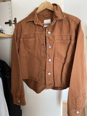 C&A Clockhouse Blouse Jacket brown