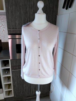 Hemisphere Wool Jacket natural white-dusky pink