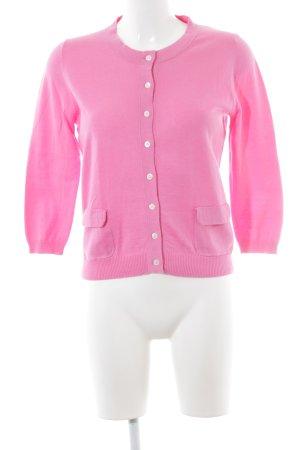 Hemisphere Cardigan pink Casual-Look
