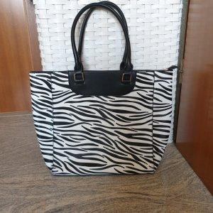Frame Bag white-black polyester