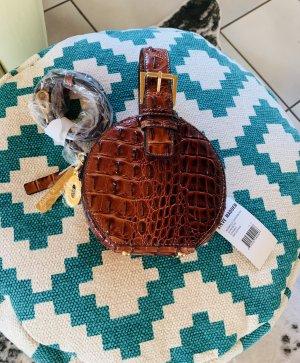 Henkeltasche/Crossbody Bag Cognac Steve Madden NEU