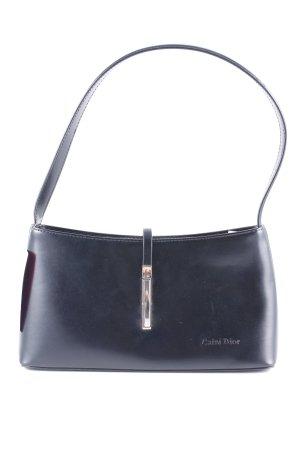 Carry Bag black minimalist style