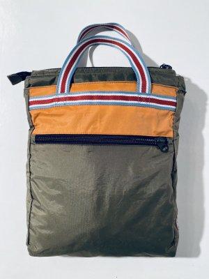 Esprit Burlap Bag multicolored nylon