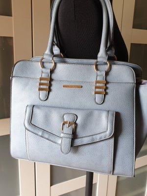 Catwalk Sac Baril gris ardoise-bleu acier