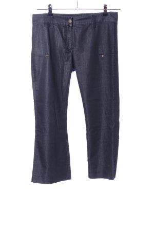 Hennes Jeansy 7/8 czarny W stylu casual