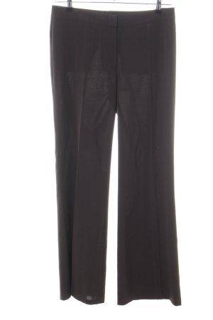 Hennes Anzughose schwarz Business-Look