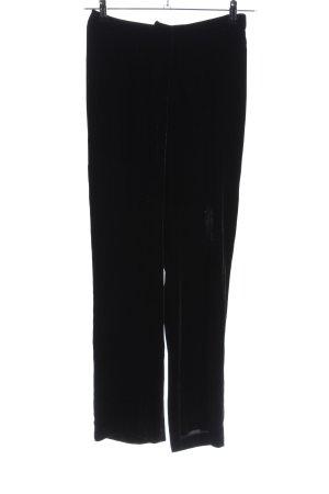Hennes Anzughose schwarz Casual-Look