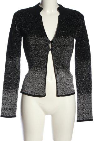 Hennes Cardigan schwarz-hellgrau Elegant