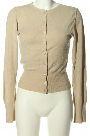 Hennes Cardigan creme Casual-Look