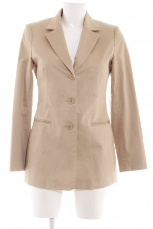Hennes Collection by H&M Kurz-Blazer creme Business-Look