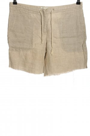 Hennes Collection by H&M Leinenhose wollweiß Casual-Look