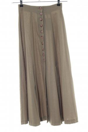 Hennes Collection by H&M Maxi Skirt brown business style