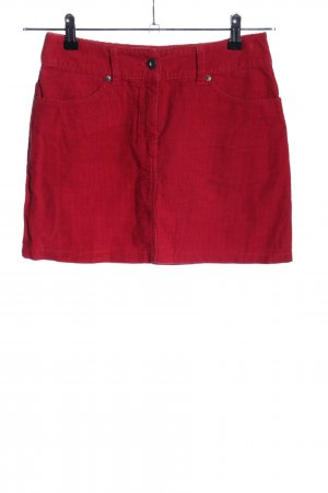 Hennes Collection by H&M Minirock rot Casual-Look