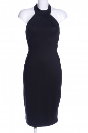 Hennes Collection by H&M Neckholderkleid schwarz Elegant