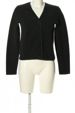 Hennes Collection by H&M Strickjacke schwarz Casual-Look