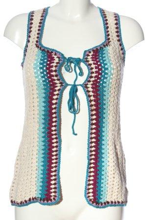 Hennes Collection by H&M Gilet tricoté torsades style décontracté
