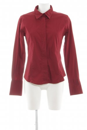Hennes Hemd-Bluse rot Business-Look