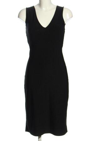 Hennes Jerseykleid schwarz Casual-Look