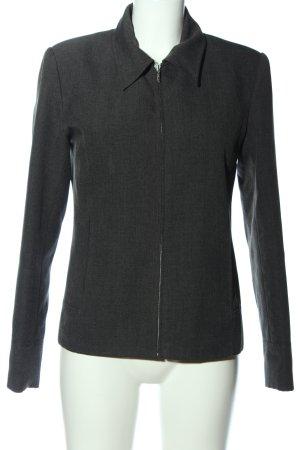 Hennes Kurz-Blazer schwarz Casual-Look