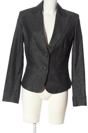 Hennes Kurz-Blazer schwarz Business-Look