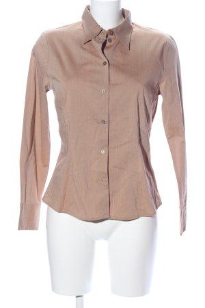 Hennes Langarmhemd braun Casual-Look