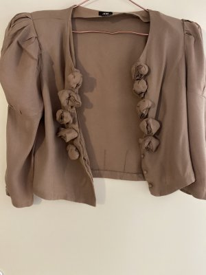Hennes Collection by H&M Veste chemisier mauve