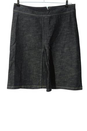 Hennes Jeansrock schwarz Casual-Look