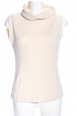 Hennes Strickpullover creme Casual-Look