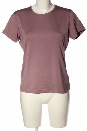 Hennes T-Shirt lila Casual-Look