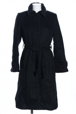 Hennes Wintermantel schwarz Casual-Look