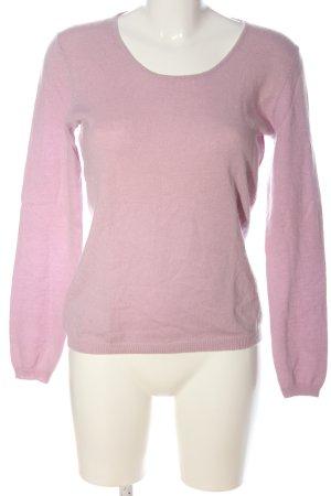 henriette&co. Cashmere Jumper pink casual look