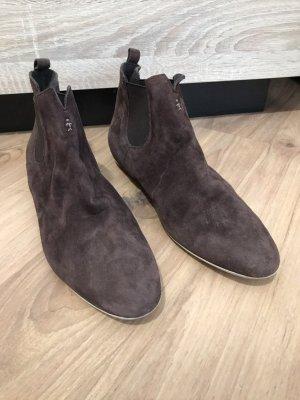 Henry Beguelin Chelsea Boots 40,5 Stiefeletten Schuhe