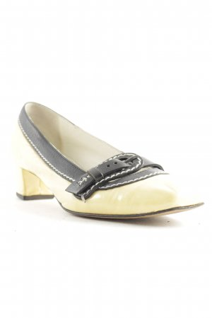 Henry Beguelin Loafer giallo-marrone scuro