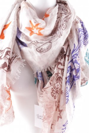 Henry Christ Kerchief mixed pattern casual look
